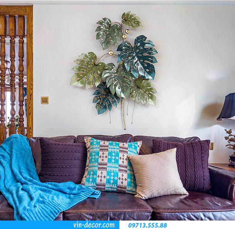 tranh sắt trang trí nội thất ấn tượng TS 039 01