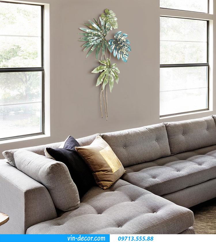tranh sắt trang trí nội thất ấn tượng TS 039 04