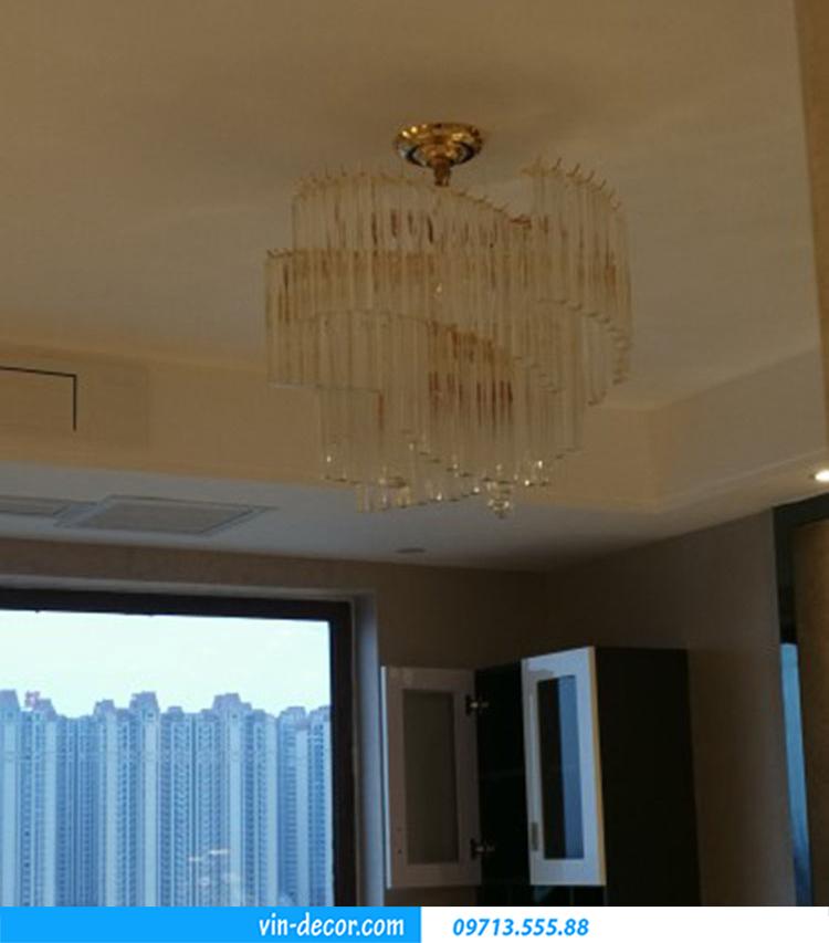 đèn chùm pha lê cao cấp sang trọng MD 027 03