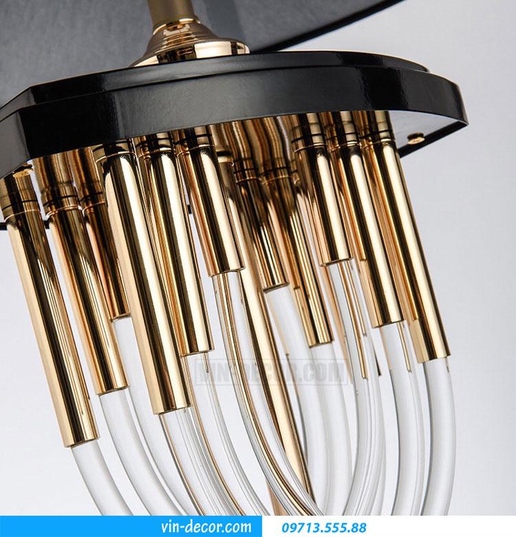 đèn bàn tab pha lê cao cấp DD 044 2