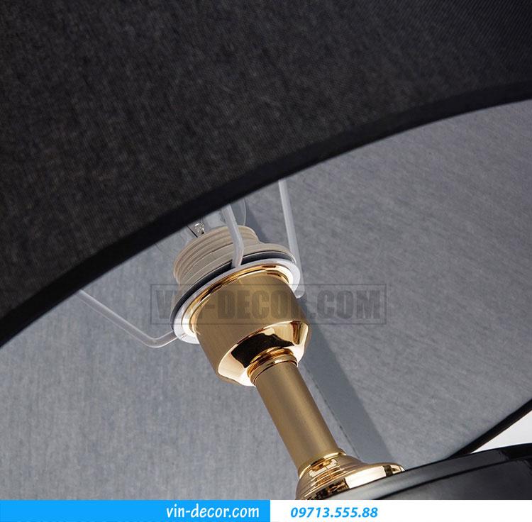 đèn bàn tab pha lê cao cấp DD 044 3