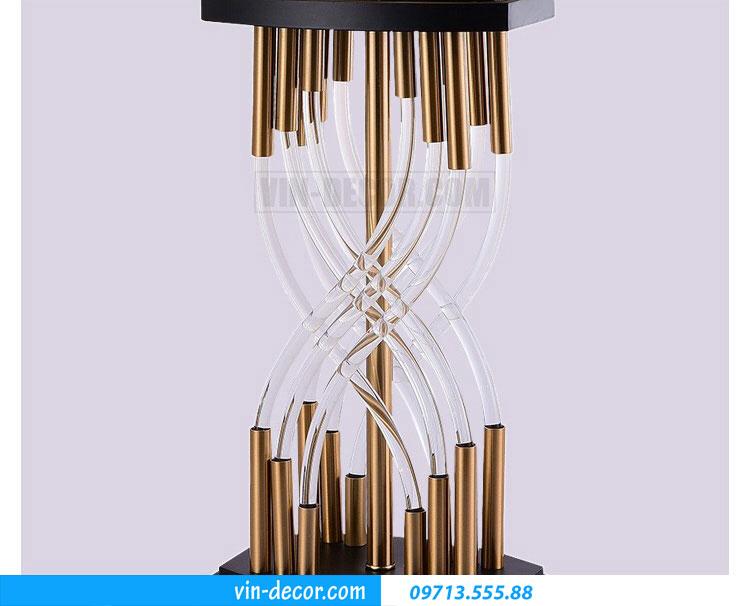 đèn bàn tab pha lê cao cấp DD 044 4