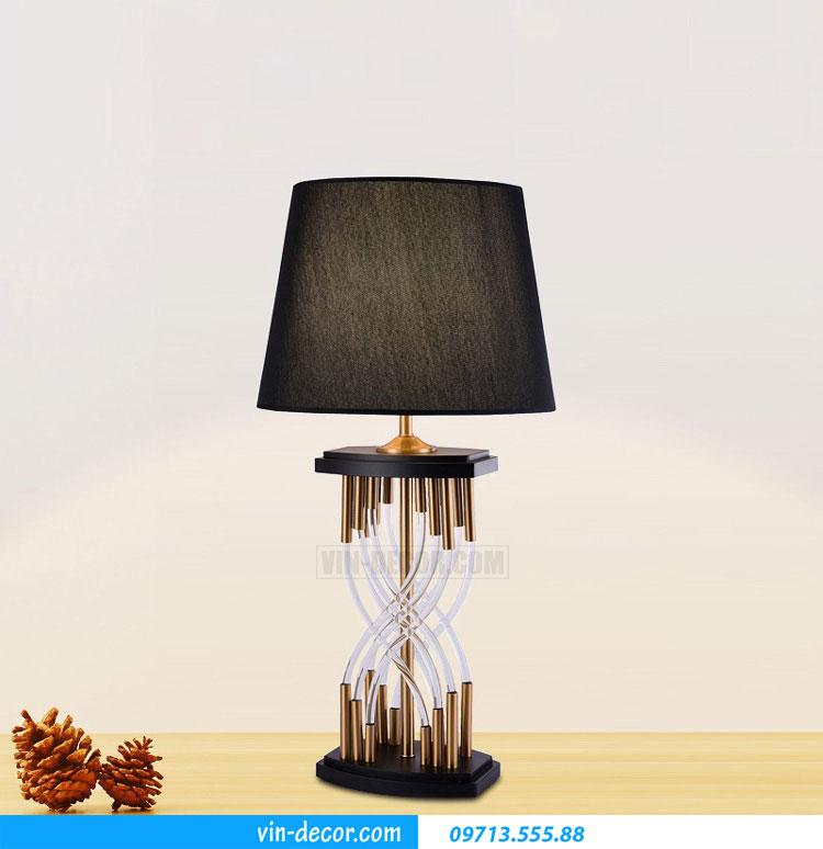 đèn bàn tab pha lê cao cấp DD 044