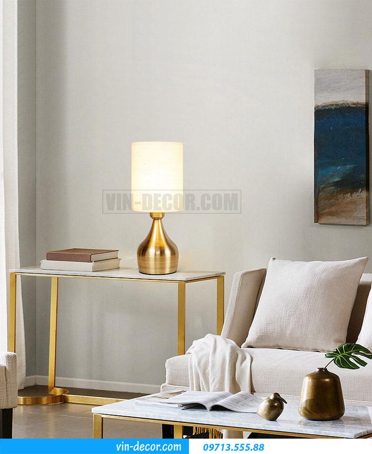đèn bàn tab phòng ngủ MD041 1