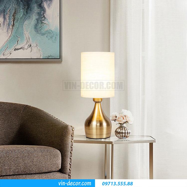 đèn bàn tab phòng ngủ MD041 3