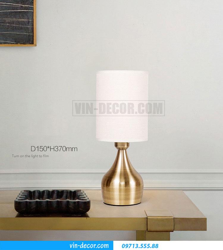 đèn bàn tab phòng ngủ MD041