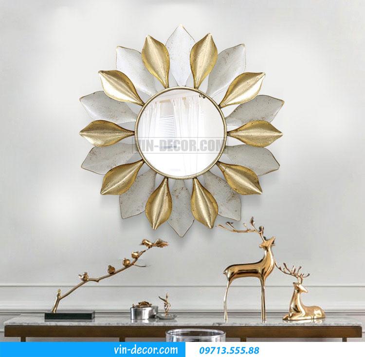 tranh sắt treo tường hoa ấn tượng MDU 005 1