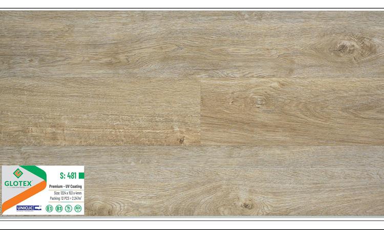 sàn nhựa cao cấp Glotex S481 04