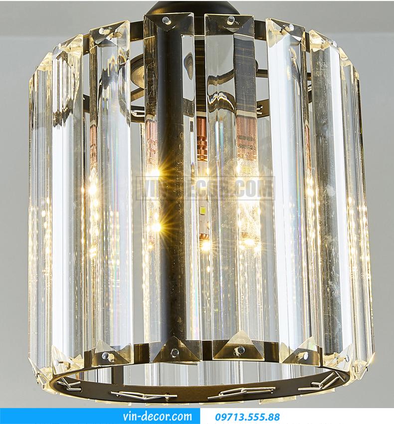 đèn thả bàn ăn sang trọng MDU 009 3
