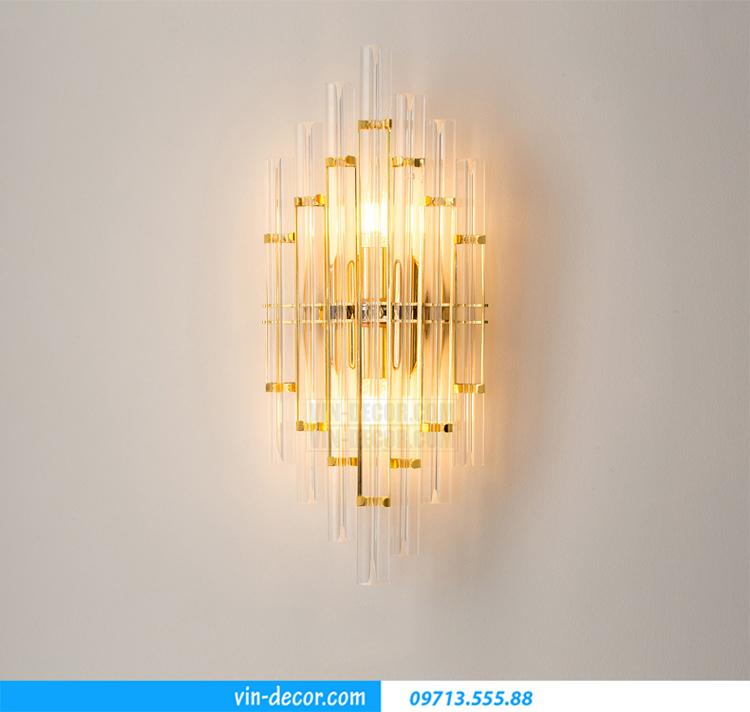 đèn gắn tường sang trọng hiện đại MDU 010 3