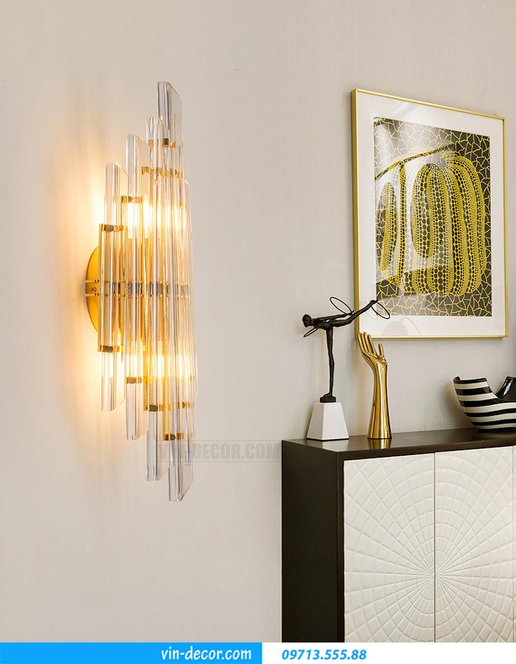 đèn gắn tường sang trọng hiện đại MDU 010 4