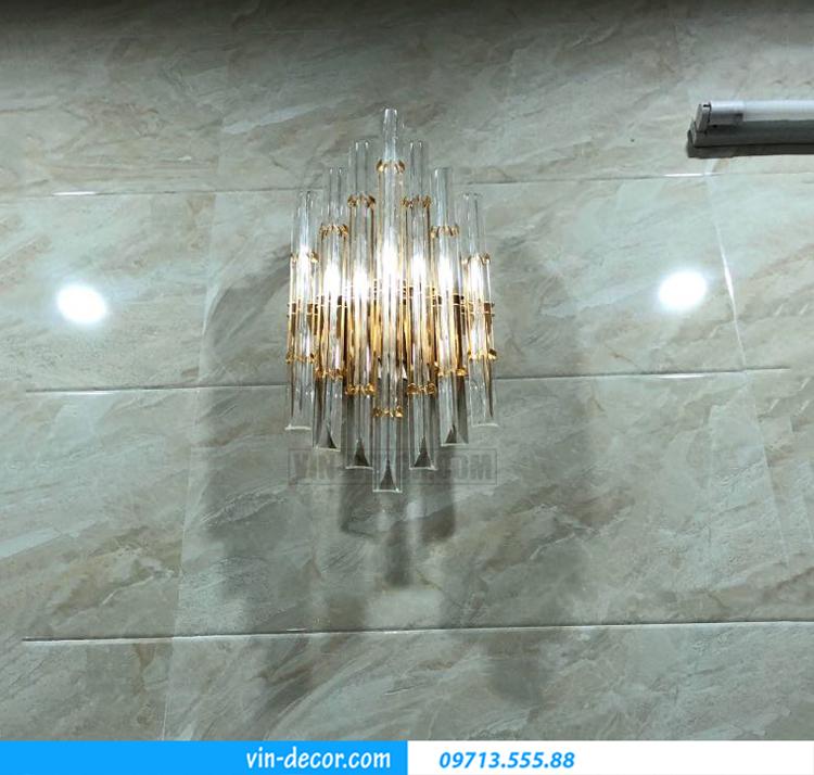 đèn gắn tường sang trọng hiện đại MDU 010 6