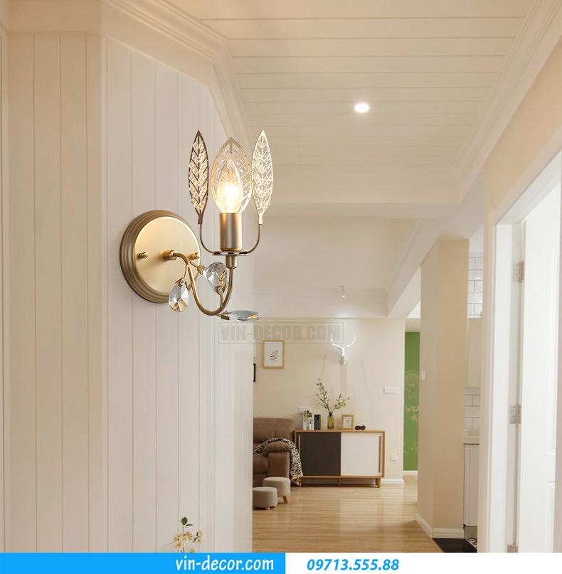 đèn treo tường phòng khách hiện đại MDU 012 3