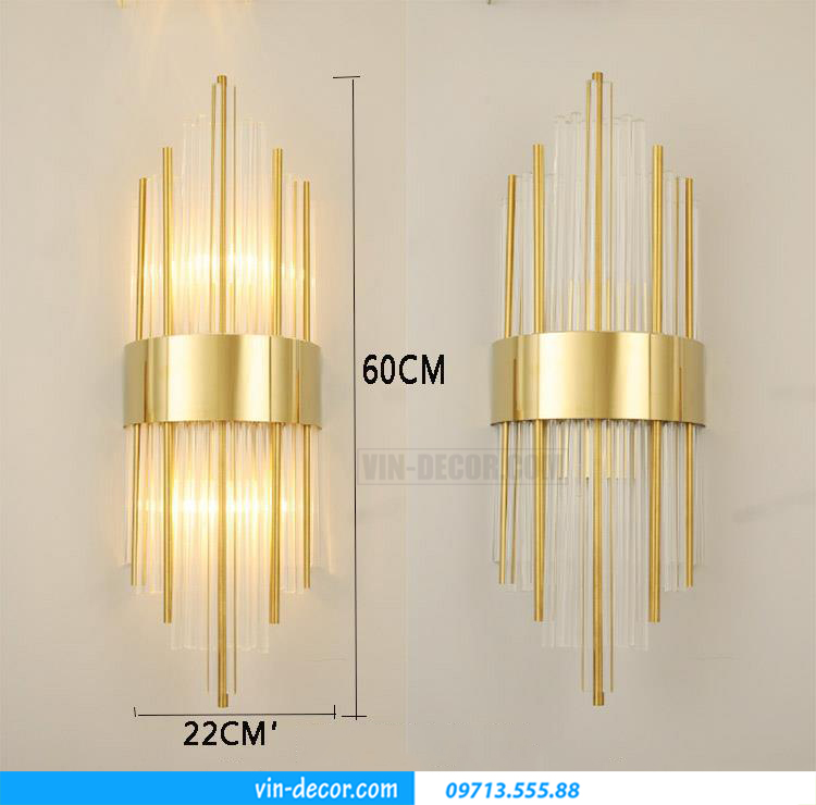 đèn tường nhập khẩu cao cấp MDU 011 06