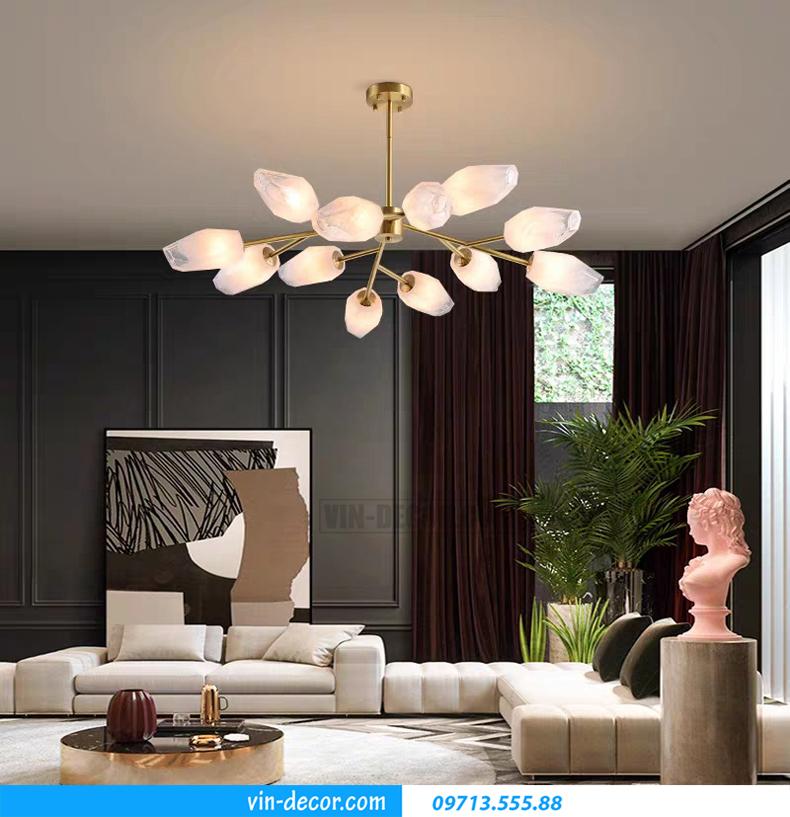 đèn phòng khách hiện đại MDU 014 1