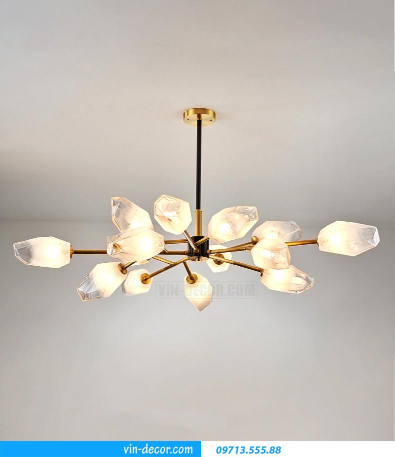 đèn phòng khách hiện đại MDU 014 2