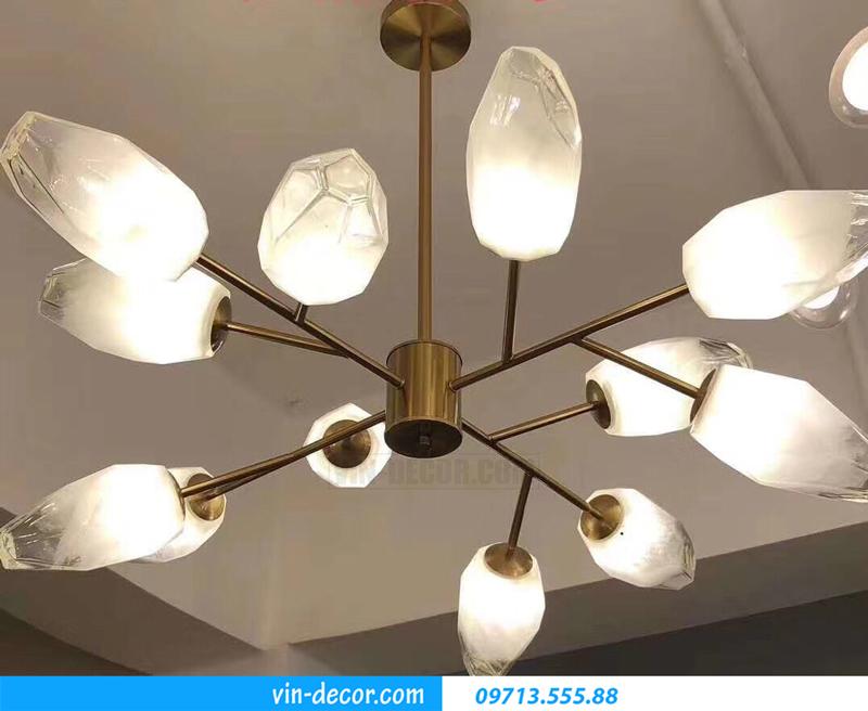 đèn phòng khách hiện đại MDU 014 9