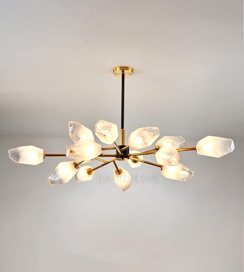 đèn phòng khách hiện đại MDU 014
