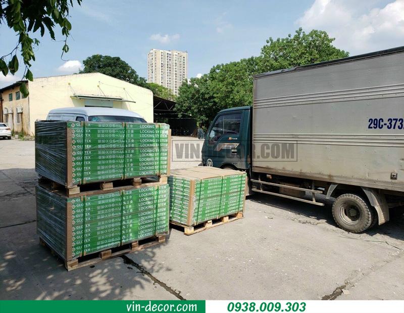 phân phối sàn nhựa Glotex cho cửa hàng, đại lý, dự án, công trình 1