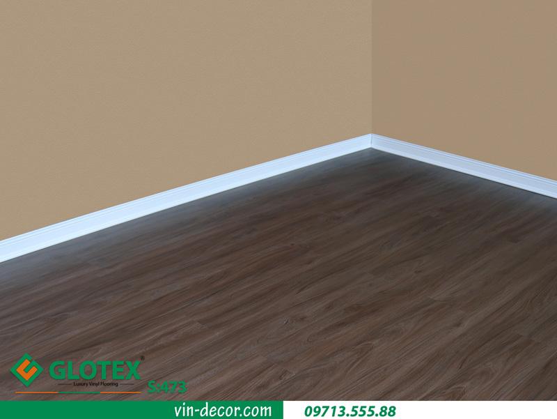 sàn nhựa vân gỗ Glotex S473 4